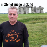T.D. in Stonehenge England