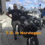 T.D. in Norwegen